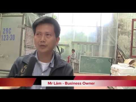 YWAM Vietnam-The Importance of Applying Knowledge And Tools in Production Optimization-SMEs Project