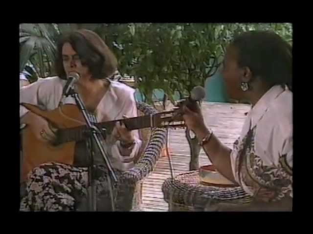Joyce e Sandra Sá - Stone Washed - Programa Por Acaso - TV Manchete - 1994