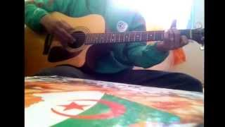 Green green grass of home cover by Algerian