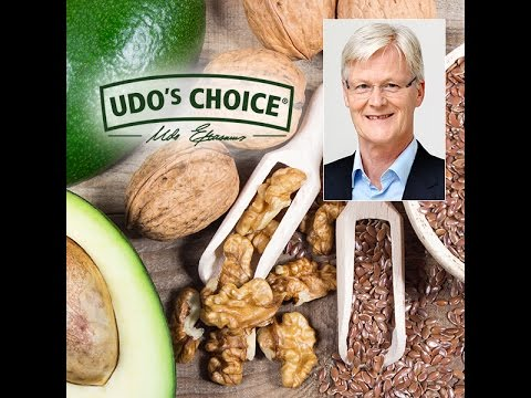Udo's Choice : The Importance Of Plant-Based Omegas - LuckyVitamin Happy Wellness Webinar