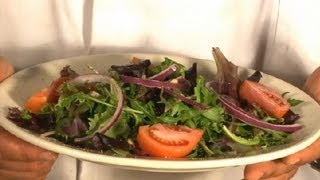Homemade Italian Salad : Cooking Italian Style