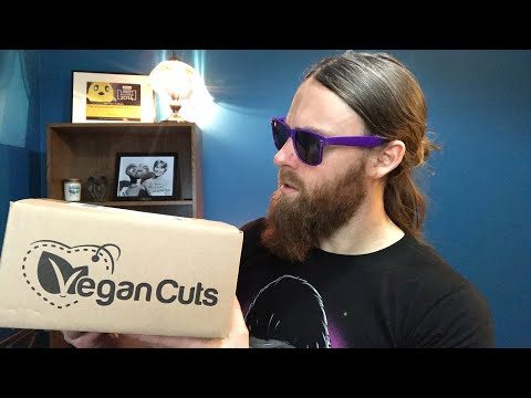 New Vegan Cuts Snack Box - Favorite Shoes & Q&A