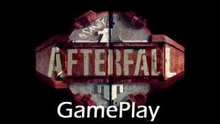 Afterfall InSanity GamePlay on PC Maxed Out [1080p]