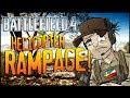 Battlefield 4 - Helicopter Rampage w/ ImAnderZEL