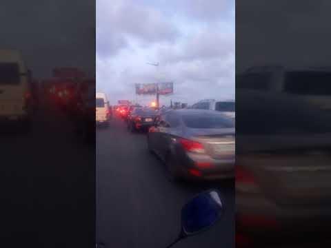 Okada transport in Accra