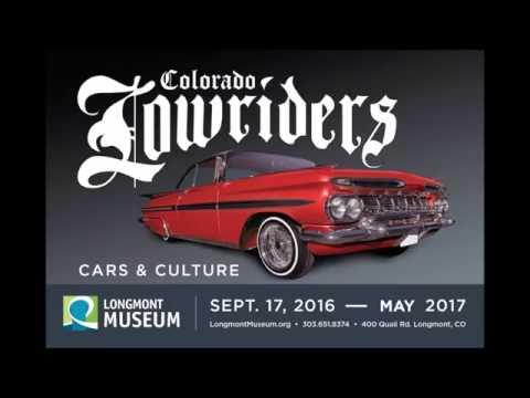 Lowrider Museum Longmont Colorado
