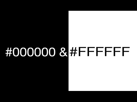 #000000 & #FFFFFF - Full Mixtape - The Neighbourhood - (download link)