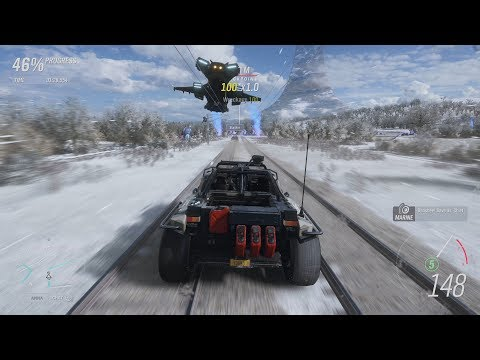 Forza Horizon 4 - Assault on the Control Room - Showcase Remix [4K] thumbnail