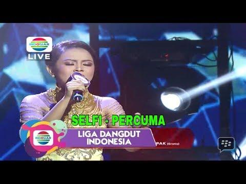 Selfi (Sulawesi Selatan) - Percuma | Konser Grand Final Liga Dangdut Indonesia 2018