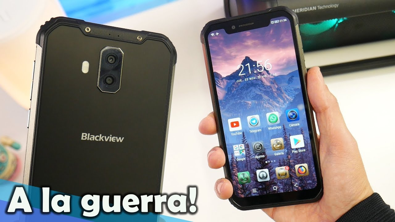 Blackview: Most Reliable & Uncrackable Smartphone | Indiegogo