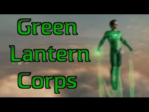 Green Lantern Corps     Chris Pine, Tyrese Gibson, Christina Wren