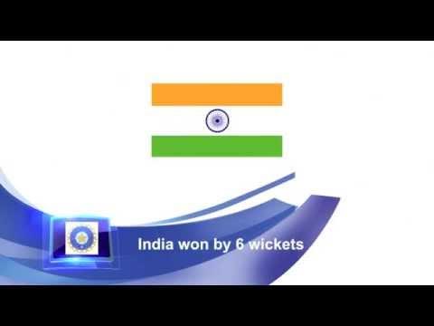 India Vs Pak  World Cup Matches  Summary