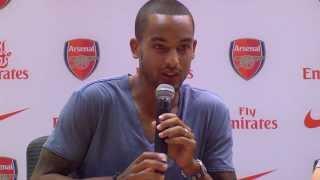 Theo Walcott on latest transfer news   ISNTV Breaking Sports News