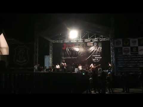 Boyolali Rock Festival 2018. Harmony Polewali Mandar