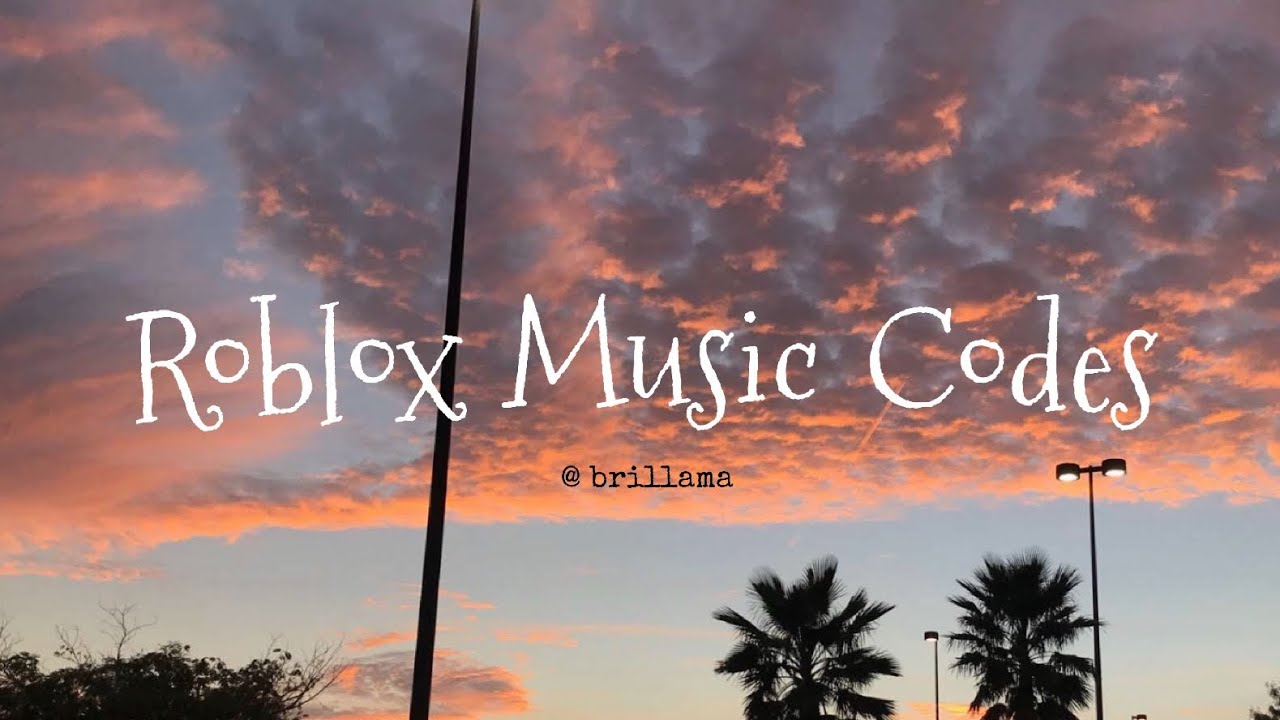2019 Roblox Music Codes Youtube