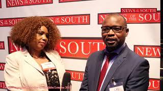 George Funganjera Interview at Zimdaba London 2018