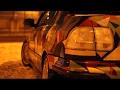 Full clear tail lights for the honda civic EK sedan