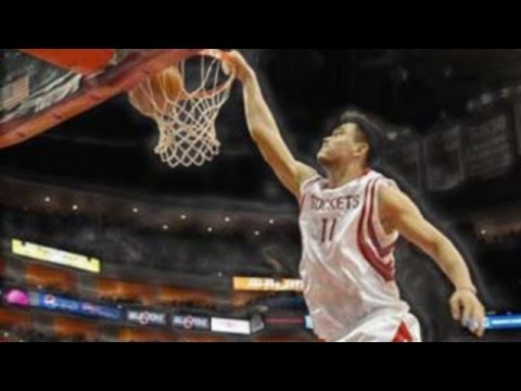 Yao Ming: Top 10 Career Dunks