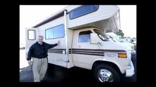 The RV Corral 1988 Fleetwood Jamboree Rallye - 20'