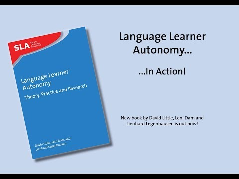 Language Learner Autonomy - In Action!