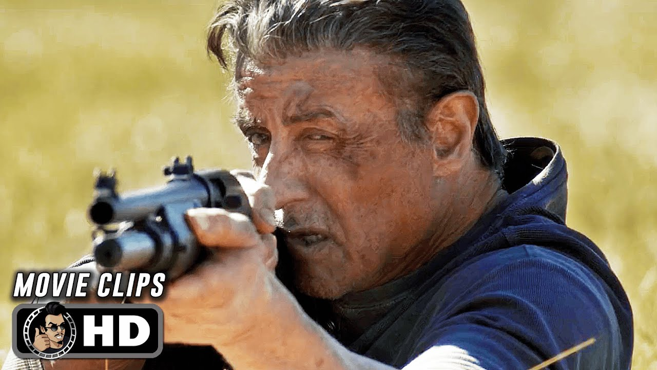 Download RAMBO: LAST BLOOD CLIP COMPILATION #3 (2019) Sylvester Stallone