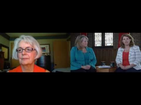 Virtual Town Hall Meeting with President Louise Johnson