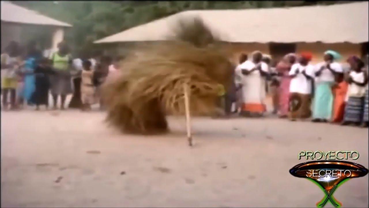 Alta Magia na África - Parte 02 - Materialização