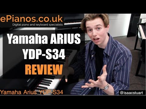 Yamaha Arius YDP S34 review - What piano should I buy?