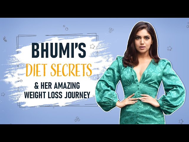 How to make Bhumi Pednekar's keto butter chicken? Her amazing weight loss journey | Now Serving