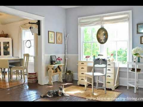Country cottage decor ideas