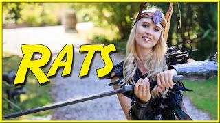 Rats - Epic NPC Man  - VLDL (The loot gear and gold that you get from grinding against creatures)