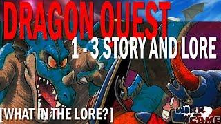 Dragon Quest Ce que vous devez Savoir [Histoire et les Traditions de Dragon Quest/Guerrier 1 à 3]