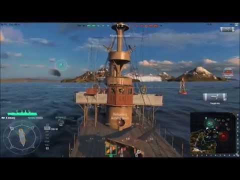 World of Warships, The USS Albany