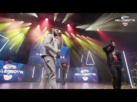 Headie One Feat. RV - Know Better | Homegrown Live With Vimto | Capital XTRA