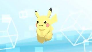 Pikachu Walk Furret Walk
