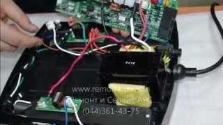 видео APC Back-UPS ES 550 ВА (BE550-RS): Удобный ИБП для домашней техники