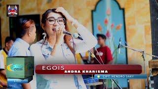 Egois - Andra Kharisma - OM Bimasta Live SMAN 1 Papar 2017