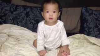 Vy sitting up by herself now Thumbnail