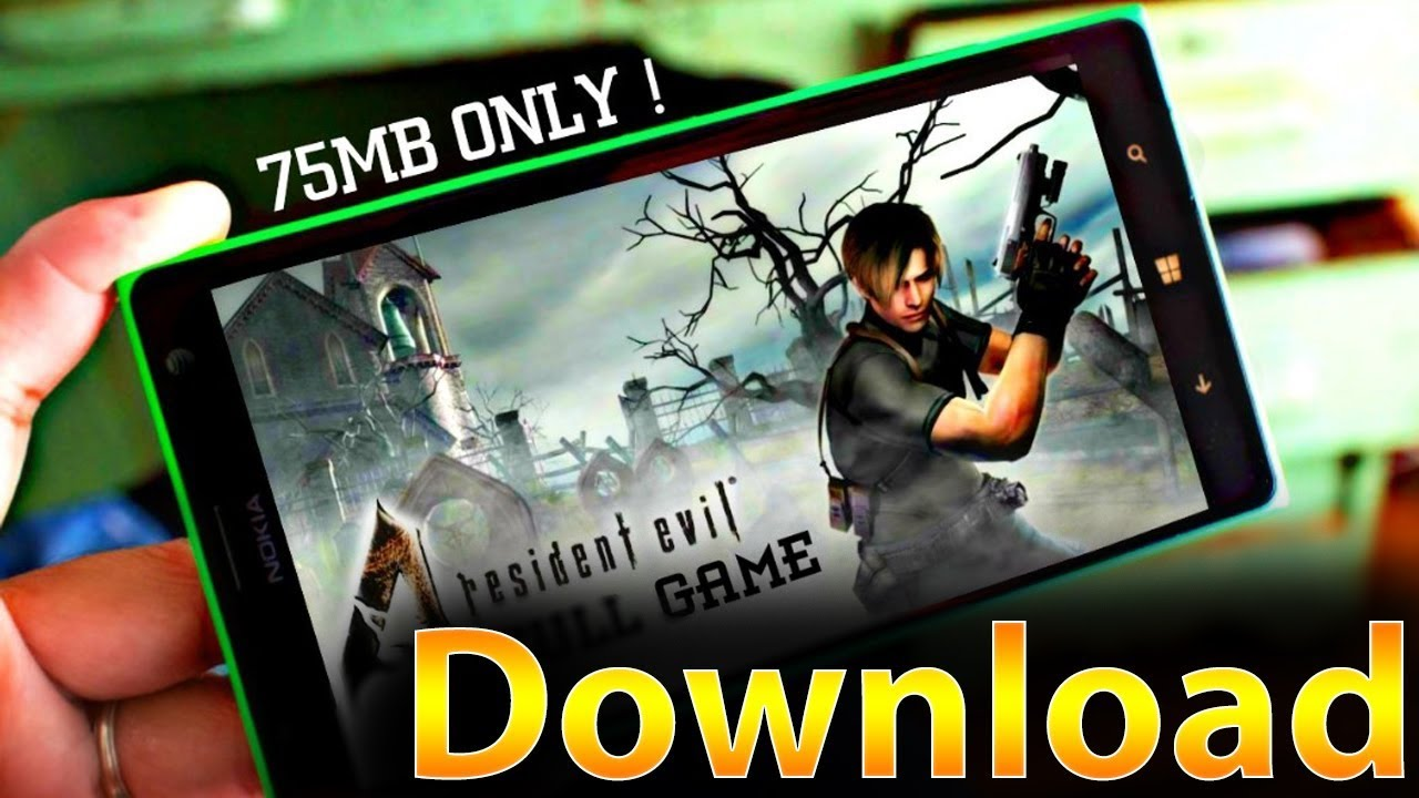 How To Download Resident Evil 4 [Biohazard 4] For Android