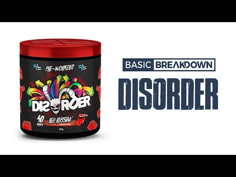 Faction Labs Disorder Pre-Workout Supplement Review | Basic Breakdown