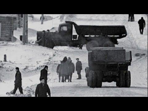 Автомобили для Крайнего Севера времён СССР