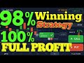 ( Moving Averages + Macd ) 100% Winning Iq Option Strategy ...