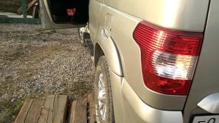 Неисправность парктроника УАЗ Патриот