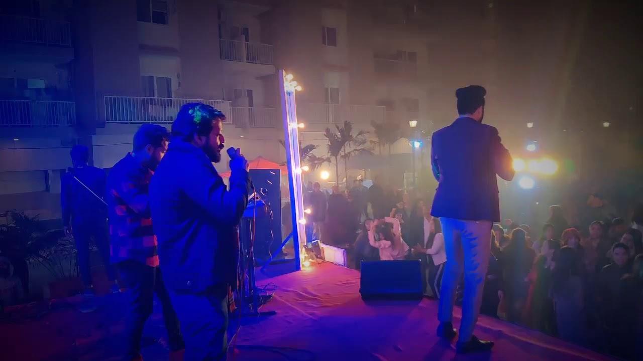 Abhishek Singh Rana Live || Noida || Music Fest 2020