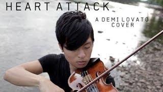 Heart Attack Violin Cover - Demi Lovato - Daniel Jang