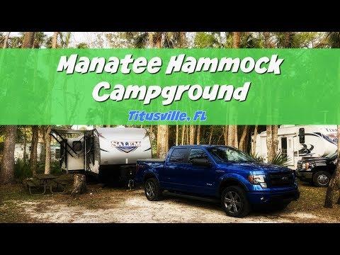 Manatee Hammock Campground   Titusville, Florida
