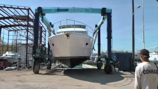 2016 Neptunus 62 Launch with Canadian Yachting