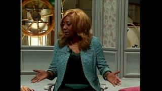 Doris Hughes Green TBN Show Part 1