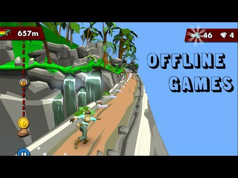 TOP 15 OFFLINE RUNNING GAMES FOR IOS/ANDROID 2017