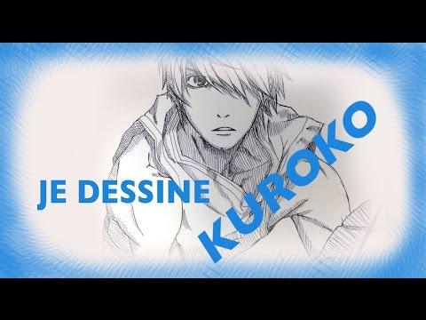 JE DESSINE KUROKO